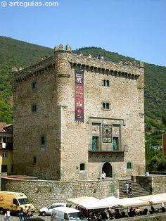 Torre de Potes. Cantabria