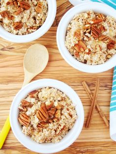 Healthy Breakfast Ideas Easy To Make : Illustration Description Over Night Banana Bread Oatmeal from Simply Healthy Family -Read More – Health Breakfast, Healthy Breakfast Recipes, Healthy Foods To Eat, Easy Healthy Recipes, Healthy Snacks, Healthy Eating, Breakfast Ideas, Breakfast Time, Clean Eating