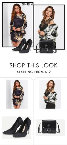 """""""Sheinside XIII/8"""" by ruza66-c ❤ liked on Polyvore featuring Sheinside and shein"""