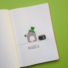 The layout for this month has been quite simple and I've only kept the important pages and layouts that work for me. This is how I've set up my bullet journal for March >> www.christina77star.co.uk