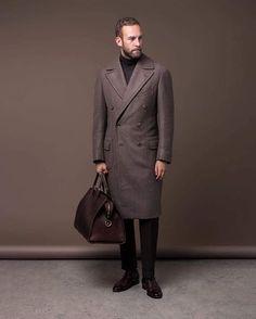 Andreas's B&TAILOR Polo coat