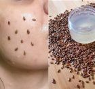 Do this 10 mins Every Morning & look 18 years old, Skin Tightening Face Mask Anti Aging Flaxseed Gel Anti Aging Tips, Anti Aging Skin Care, Anti Aging Face Mask, Tightening Face Mask, Flaxseed Gel, Skin Care Remedies, Homemade Skin Care, Homemade Masks, Skin Tips
