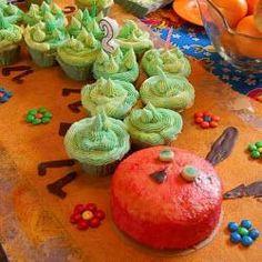 Gâteau d'anniversaire chenille - Allrecipes.fr