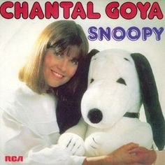 Chantal Goya - Snoopy