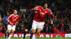 Peran baru Marouane Fellaini dalam permainan sepak bola Liga Inggris MU