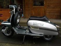 S-type. Mod Scooter, Lambretta Scooter, Vespa Scooters, Motor Scooters, Cars Motorcycles, Peeps, Classy, Type, Style