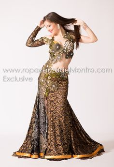 RDV SHOP Exclusive Costume!!! Unique,only one!!! #bellydance