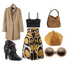 """Stylist look"" by helen-alexandrov on Polyvore featuring мода, Alexander McQueen, Giles, Moschino, UGG, Wildfox и Banana Republic"