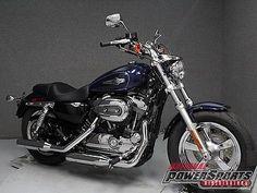 eBay: Harley-Davidson: Sportster® 2014 harley davidson sportster xl 1200 c 1200 custom used #harleydavidson usdeals.rssdata.net