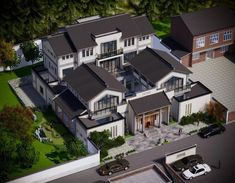 Chinese Architecture, Landscape Architecture, Friend Pictures, House Design, Dreams, Mansions, House Styles, Building, Modern