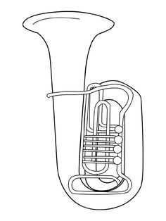Kids-n-fun   Coloring page Musical Instruments Musical Instruments