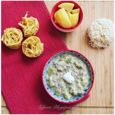 Tafjora - Sommerliches Zucchini-Gemüse mit Hackfleisch
