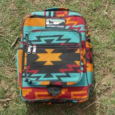 Make Going Back To School Fun With Backpacks By Dale Brisby - COWGIRL Magazine Summer is almost over and school is coming! Time to get those kiddos ready again! Check out these awesome Dale Brisby aztec backpacks! Cowgirl Outfits, Cowgirl Style, Western Outfits, Western Style, Western Wear, Aztec Backpacks, School Backpacks, Leather Backpacks, Leather Bags