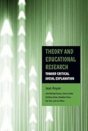 """Read """"Theory and Educational Research Toward Critical Social Explanation"""" by Jean Anyon available from Rakuten Kobo. Most empirical researchers avoid the use of theory in their studies, providing data but little or no social explanation. Research Pdf, Education Policy, History Education, Empirical Research, Read Theory, This Book, Study, Teaching, Writing"""