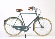 The Billy, classically styled dutch bikes and accessories from Beg Bicycles