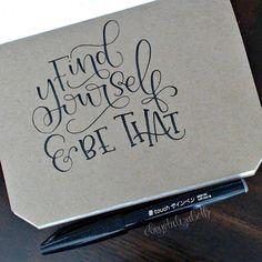 Find Yourself (by Chrystal Elizabeth)
