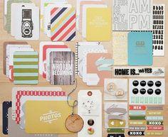 CUPPA Project Life® Kit - Studio Calico $24.99