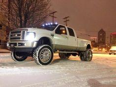 Ford 1 ton dually