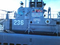 The USS Silversides sub and museum are located in Muskegon, Michigan | An #Indiana Mom
