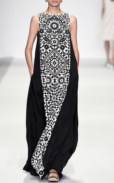 Holly Fulton Spring/Summer 2015 Trunkshow Look 5 on Moda Operandi