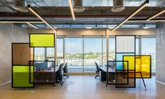 GeoEdge Offices In Ramat Hahayal - Picture gallery