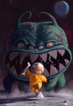 The Art Of Animation, Artur Fast - http://arturfast.tumblr.com - ...