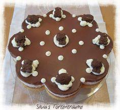 Silvia's Tortenträume: Milka-Torte Milka Kuchen Torte Cake lecker Sahne Rezept https://www.facebook.com/SilviasTortentraeume/photos/pcb.572413936192932/572413789526280/?type=1&theater