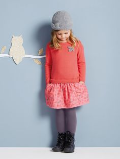 #Robe 3 en 1 transformable - Collection automne hiver 2014 - www.vertbaudet.fr
