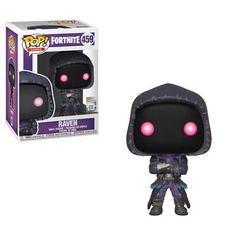 Bring Fortnite home with Raven, from Fortnite: Save the World, as a stylized POP vinyl from Funko! Pop Fortnite Raven Vinyl Figure stands 3 inches and comes in a window display box. Collect them all today! Pop Vinyl Figures, Funko Pop Figures, Chibi, Shrek, Funko Toys, Funk Pop, Pop Games, Funko Pop Vinyl, Display Boxes
