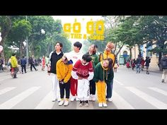 [KPOP IN PUBLIC CHALLENGE] GOGO (고민보다 GO) -  BTS (방탄소년단) dance cover   The A-code from Vietnam - YouTube