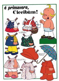 È primavera, Ciccibum! Tratto dal nº 14 del 6 aprile 1969 del Corriere dei Piccoli.