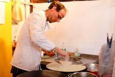 WEDNESDAY/SATURDAY (07:00-13:30) French Partissier Bubar makes Crêpes @ Wochenmarkt Karl-August-Platz, Charlottenburg. S Charlottenburg / U Wilmersdorfer Straße Recommendation: Crêpe with salted butter and homemade caramel!!!!