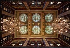 Pera Palace Heotel, Jumeirah, Istanbul - Kubbeli Ceilings