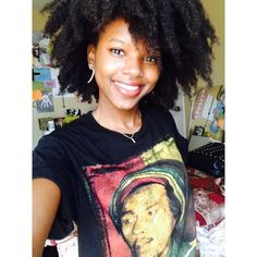 """naturalhairqueens: """"She is so cute! """""""