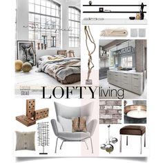 "http://szaboesz.blogspot.hu/2016/07/8-reasons-to-love-lofts.html ""Loft 3"" by szaboesz on Polyvore"