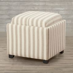 Found it at Wayfair - Dantonio Upholstered Ottoman