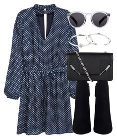 """Untitled #6052"" by laurenmboot ❤ liked on Polyvore featuring Yves Saint Laurent, Illesteva and Zimmermann"