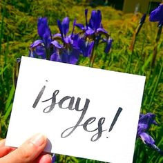 43 best I SAY YES images on Pi...