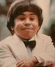 "Hervé Villechaize -- (4/23/1943-9/4/1993). French Actor. He portrayed Tattoo in TV Series ""Fantasy Island"". Movies -- ""The Man with the Golden Gun"" as Nick Nack and ""Seizure"" as Spider. He shot himself at his home, age 50."