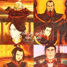 The Fire Nation Royal Family Avatar Aang, Avatar The Last Airbender, Prince Zuko, Avatar Series, Iroh, Azula, Team Avatar, Fire Nation, Bad To The Bone