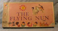 The Flying Nun game !!!