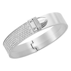 Swarovski Distinct Bangle, S ** Click image for more details.-It is an affiliate link to Amazon.