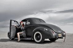 #car #rockabilly #50s