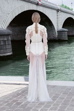 Givenchy Fall 2011 Couture by Riccardo Tisci