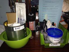 Personalized homebirth kit