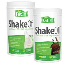 Shake0ff - Original & Chocolate - Chew The Fat Off