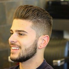 Popular Hairstyles For Men Custom 14 Trendy Hairstyle Ideas For Men  Men Hair Styletrends  Pinterest