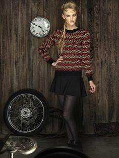 Das Woll-Atelier: Modell Vallorcine