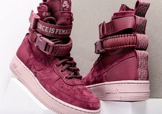 Nike Special Field- Air Force One | Force is Female