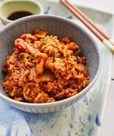Minimál tojásos pirított rizs recept | Street Kitchen Curry, Cooking, Ethnic Recipes, Kitchen, Food, Curries, Kitchens, Essen, Meals
